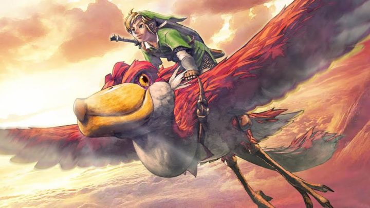 Oznámena hra The Legend of Zelda: Skyward Sword HD pro Nintendo Switch