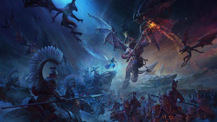Oznámena hra Total War: Warhammer III