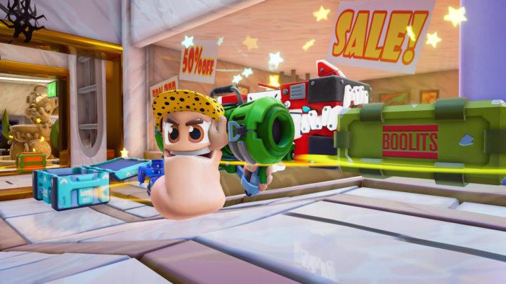 Worms Rumble zamíří na Xbox a Nintendo Switch