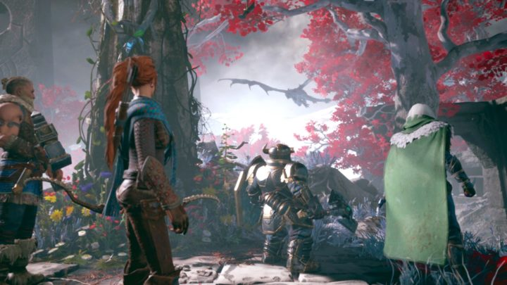 RPG Dungeons & Dragons: Dark Alliance dostalo datum vydání + gameplay