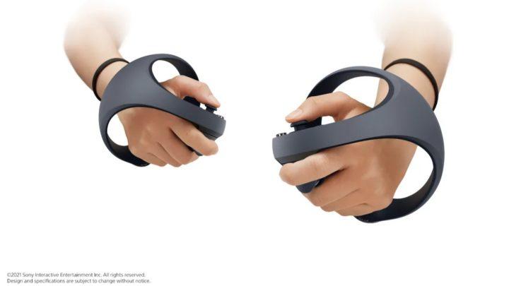 Představeny nové VR Controllery pro Playstation VR nové generace