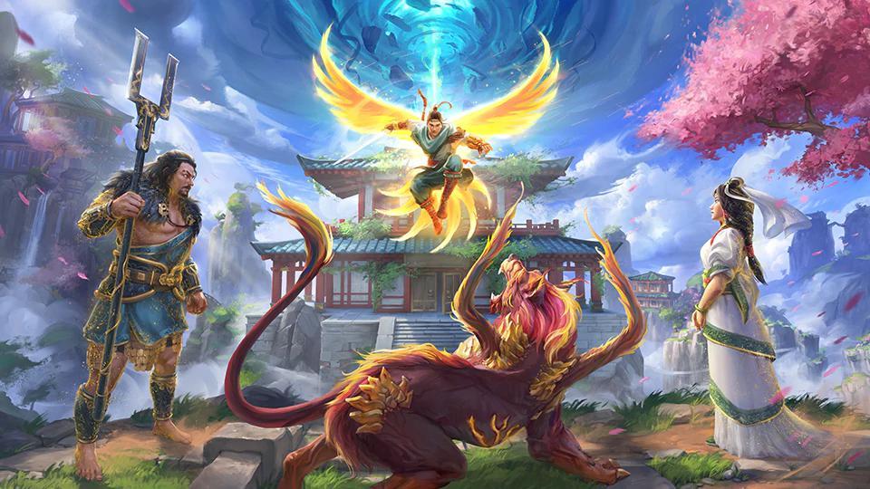 Immortals: Fenyx Rising dostane koncem měsíce rozšíření Myths of the Eastern Realm