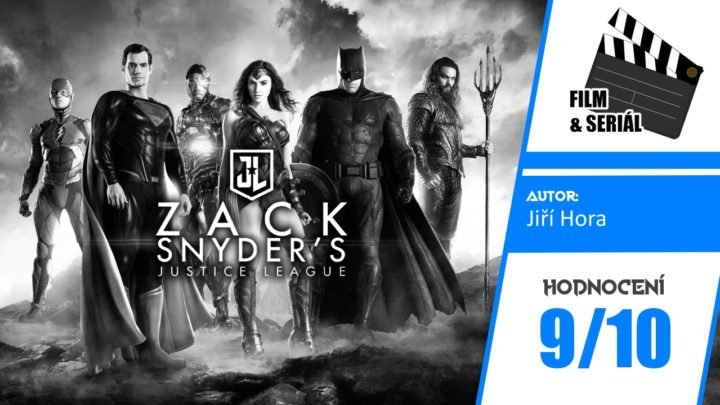 Zack Snyder's Justice League – Recenze