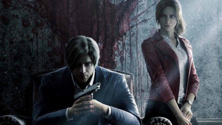 Film Resident Evil a serial Resident Evil: Infinite Darkness se chlubí novými plakáty
