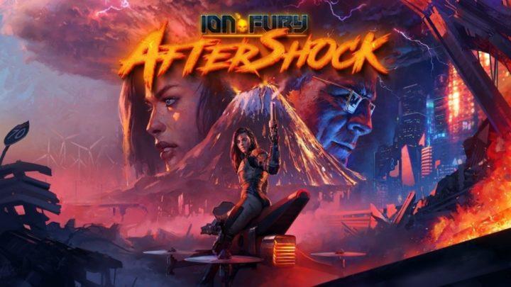 V létě se old-school akce Ion Fury rozšíří o DLC Aftershock