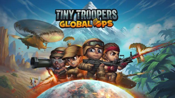 Představena hra Tiny Troopers: Global Ops