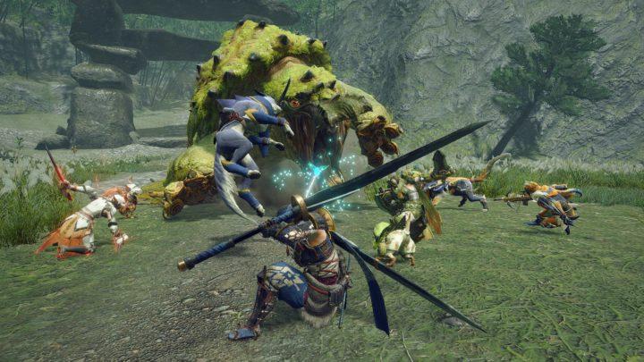 Monster Hunter Rise má na kontě 4 miliony prodaných kopií