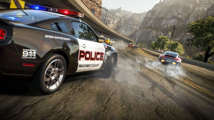 Need for Speed: Hot Pursuit Remastered získalo update pro nextgen konzole