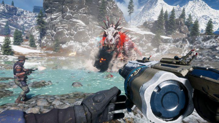 Second Extinction si na Xboxu zahrajete koncem dubna