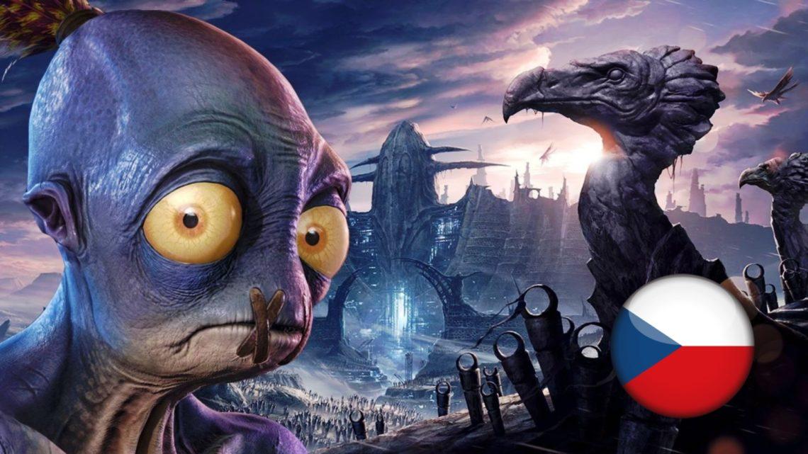 Oddworld: Soulstorm dostane české titulky, krabicové verze v létě