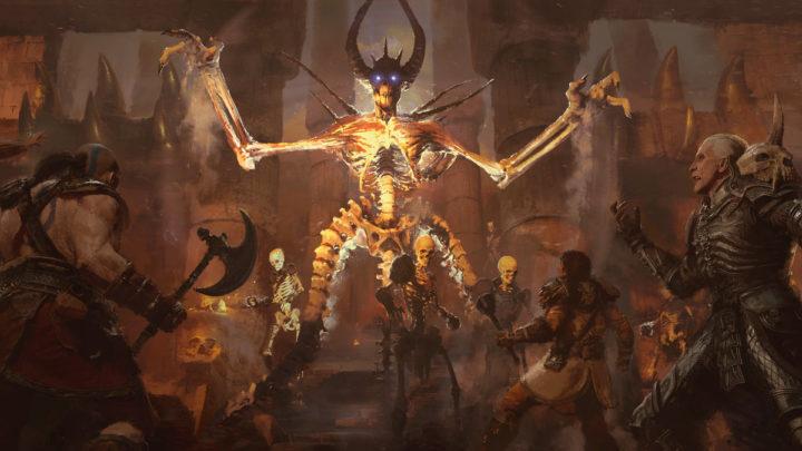 Nová gameplay videa z hraní Diablo II Ressurected