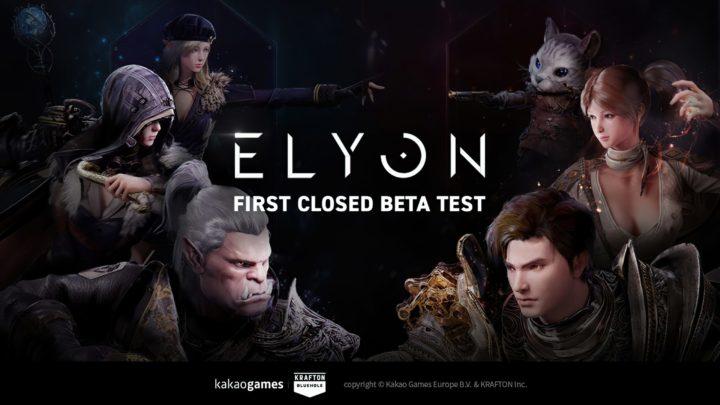 Oznámeno beta testování na novou MMORPG hru Elyon
