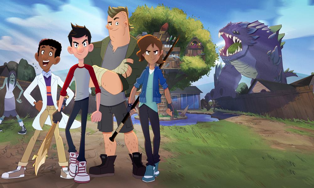 Oznámena nová hra podle ilustrované novely The Last Kids On Earth