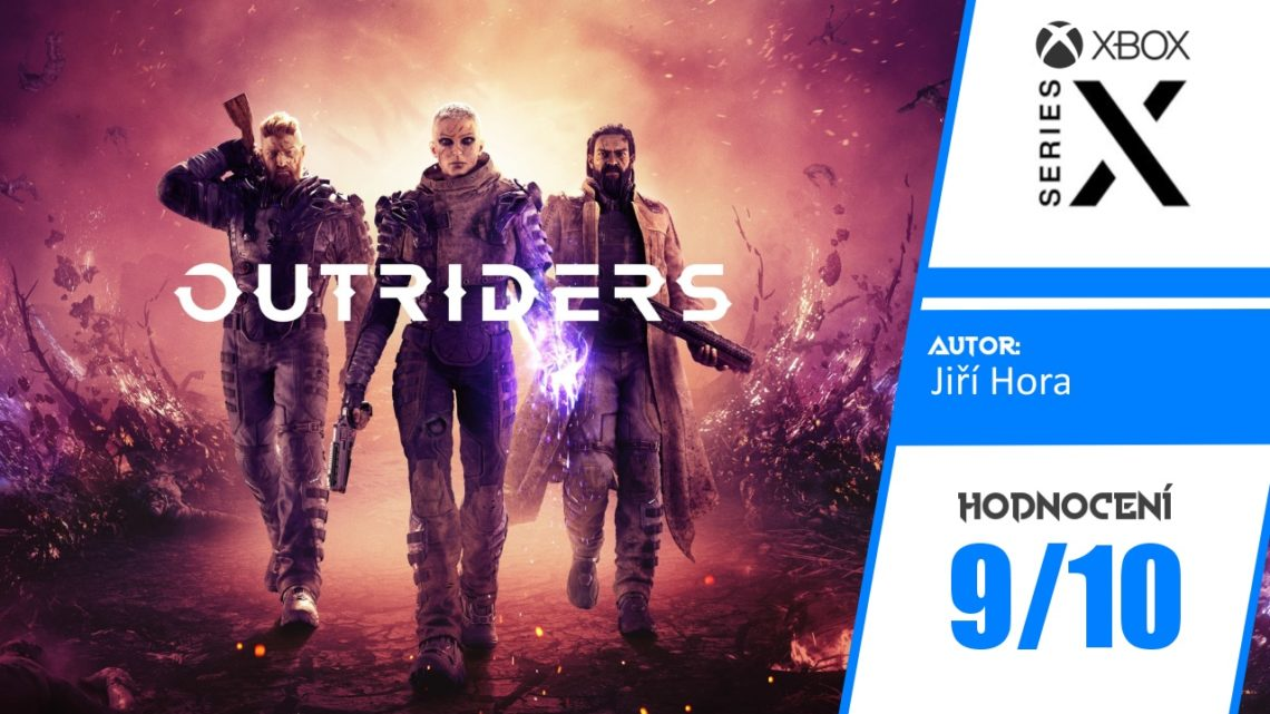 Outriders – Recenze