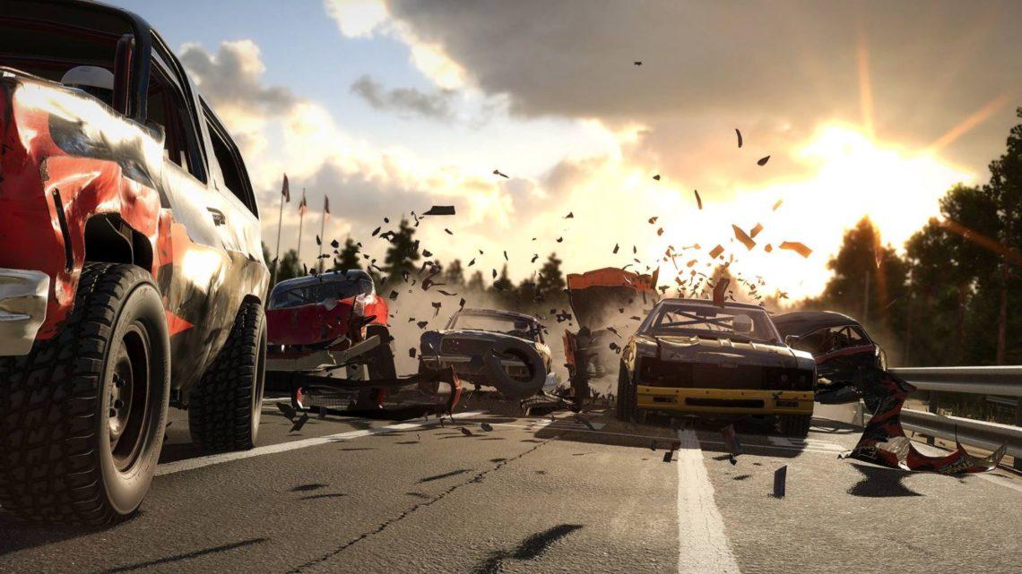 Wreckfest pro PS5 dostal nový trailer