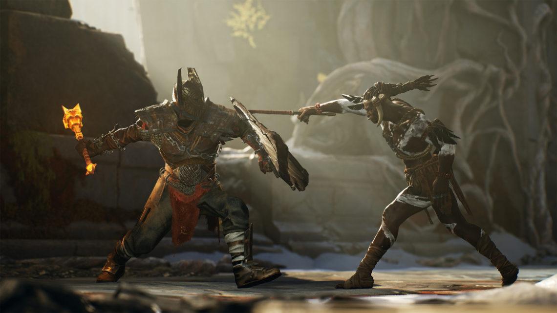 Oznámena severskou mytologií inspirovaná PvP hra Blood of Heroes