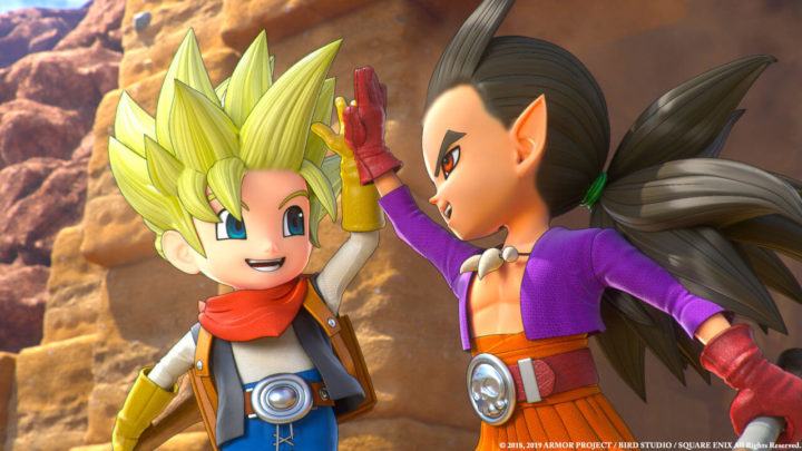 Dragon Quest Builders 2 nejspíše vyjde na konzolích Xbox