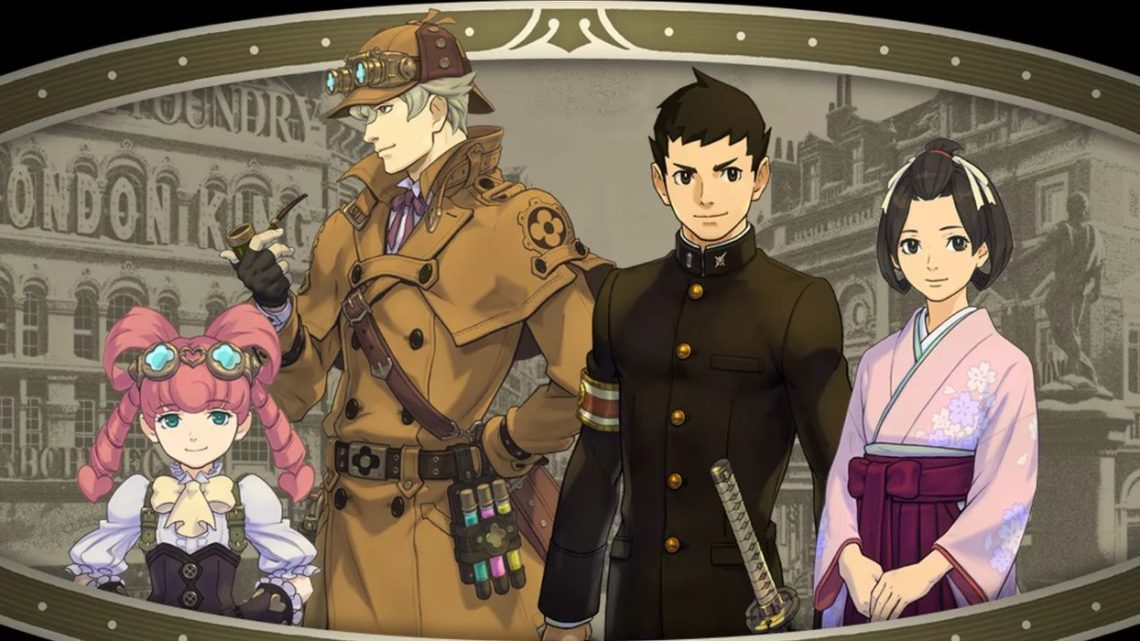 The Great Ace Attorney Chronicles vyjde poprvé i mimo Japonsko