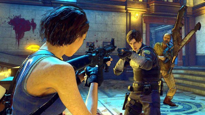 Resident Evil Re:Verse se odkládá
