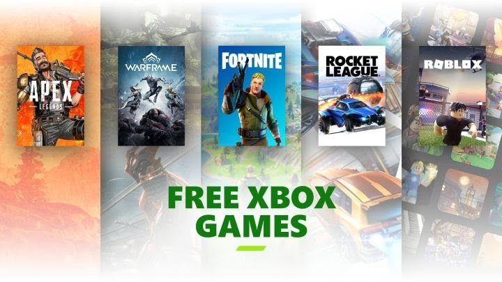 K hraní free-2-play her není již zapotřebí předplatného Xbox Live Gold