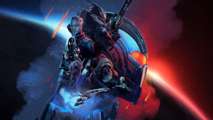 Spousta nových informací o Mass Effect Legendary Edition