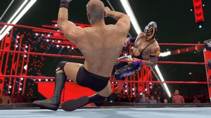 Oznámena hra WWE 2K22