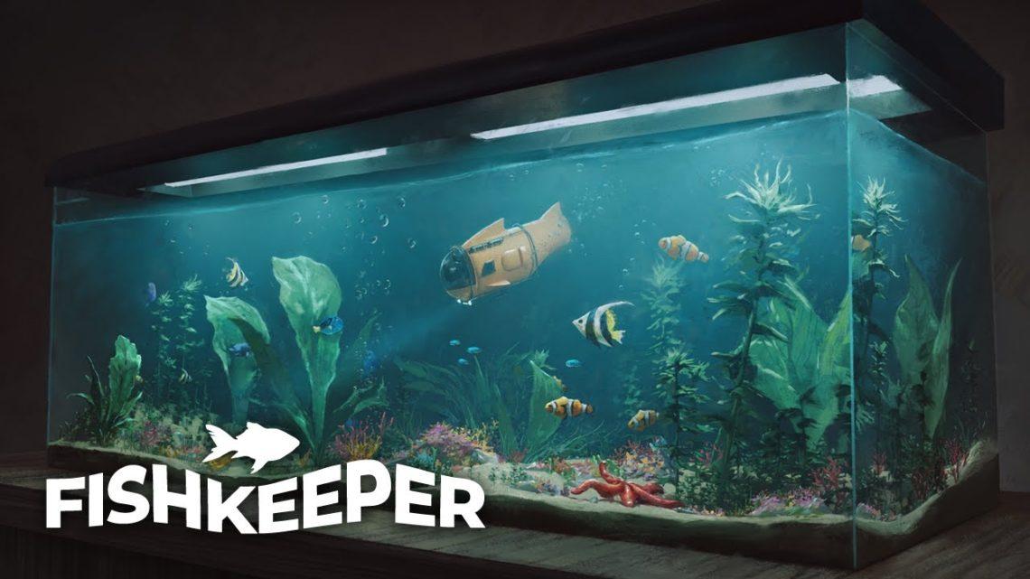 BlinkClick Games vytváří akvaristický simulátor Fishkeeper pomocí platformy Kickstarter