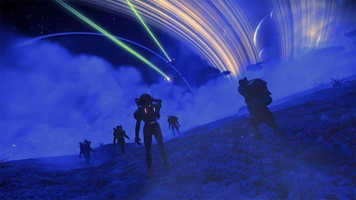 No Man's Sky dostalo rozšíření Expeditions