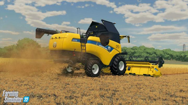 GIANT Software oznámilo Farming Simulator 22, vyjde ještě tento rok