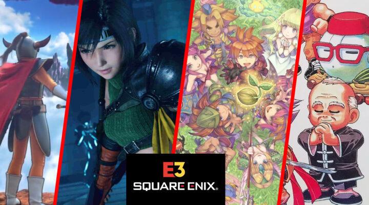Square Enix se rovněž zúčastní letošní E3 2021