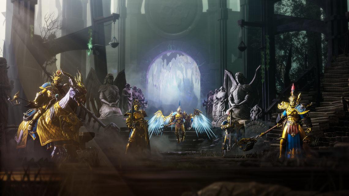 Známe datum vydání strategie Warhammer: Age of Sigmar – Storm Ground