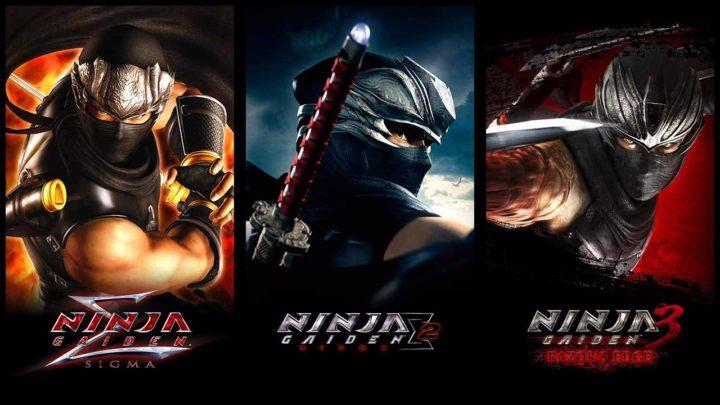 Ninja Gaiden Master Collection představilo charaktery v novém traileru