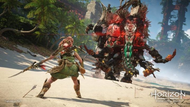 Nové informace o Horizon II: Forbidden West + gameplay video