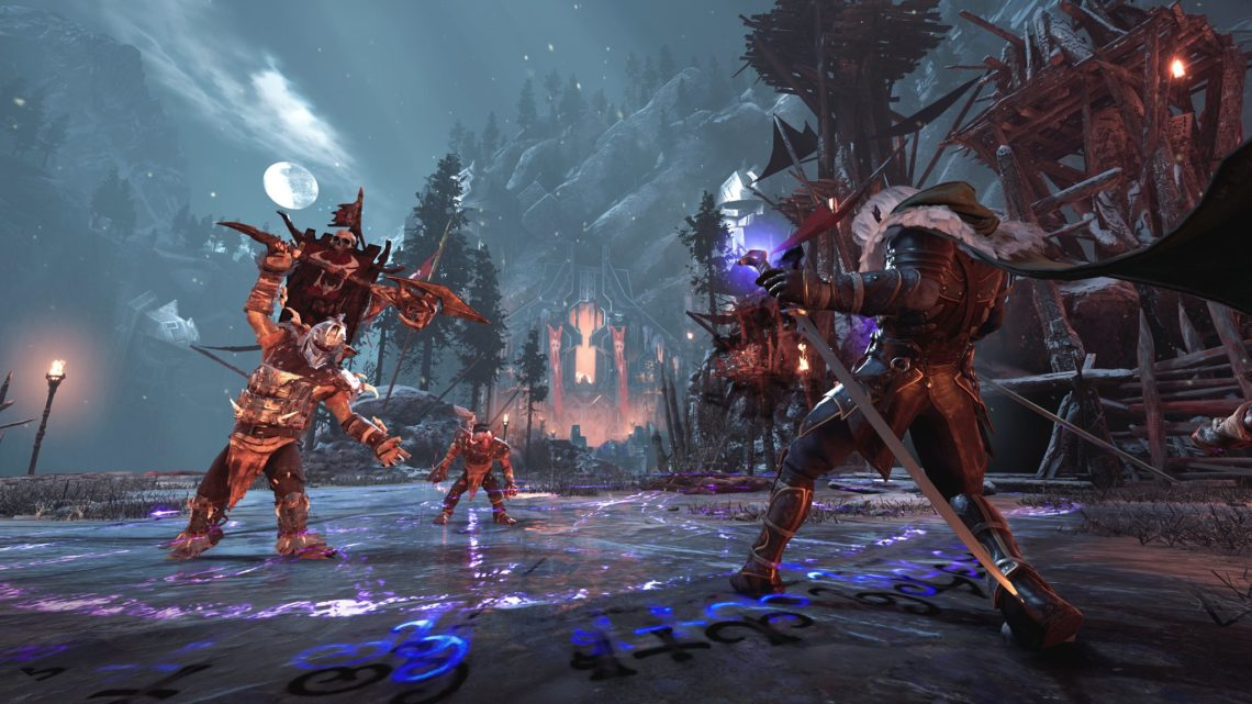 Dungeons & Dragons: Dark Alliance ve 20 minutovém gameplay videu