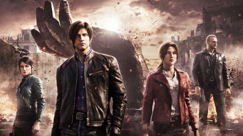Seriál Resident Evil: Infinite Darkness dostává trailer a datum premiéry