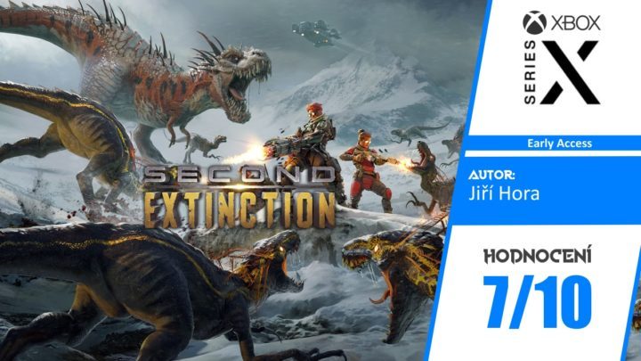 Second Extinction – Recenze