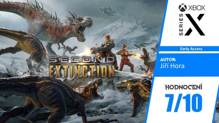 Second Extinction – Recenze