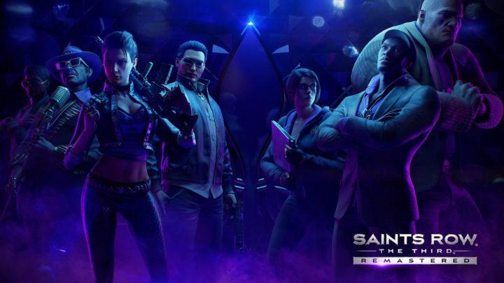 Oznámeno Saints Row: The Third Remastered pro next-gen konzole