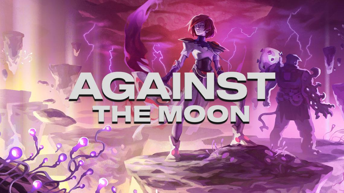 Against the Moon: Moonstorm vychází na Steamu, potýká se však s technickými problémy