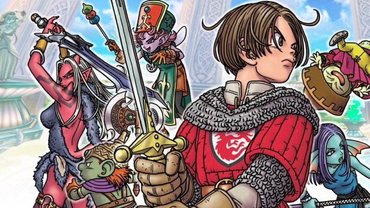 Oznámeny 4 hry ze série Dragon Quest, mezi nimi i regulérní pokračování
