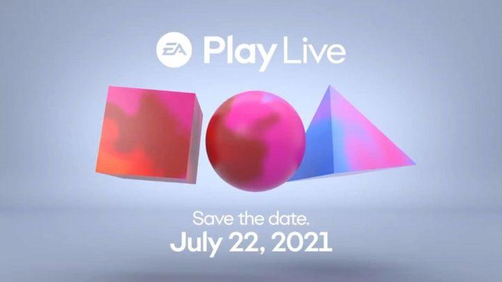 Oznámena akce EA Play Live 2021