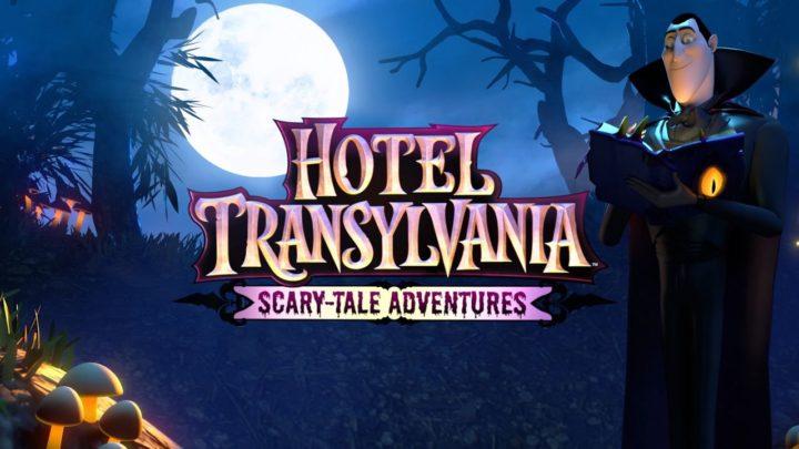 Oznámena nová plošinovka Hotel Transylvania: Scary-tale Adventures