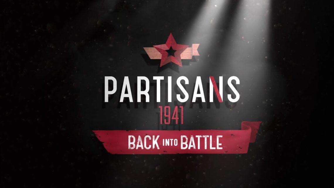 Partisans 1941 dostalo nové herní rozšíření Back into Battle