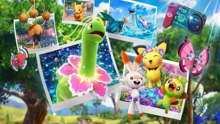 New Pokémon Snap je již v prodeji na Nintendo Switch a Nintendo Switch Lite