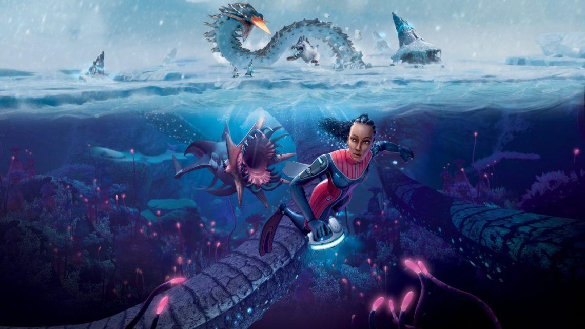 Hra Subnautica: Below Zero v novém traileru ukazuje možnosti PS5