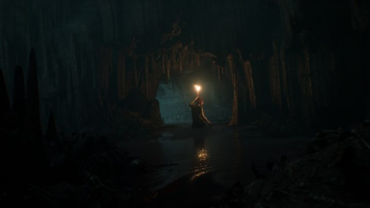 Zveřejněno video s ukázkou gameplaye hry Dark Pictures Anthology: House of Ashes
