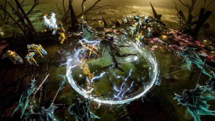 Strategie Warhammer: Age of Sigmar – Storm Ground se připomíná novým trailerem