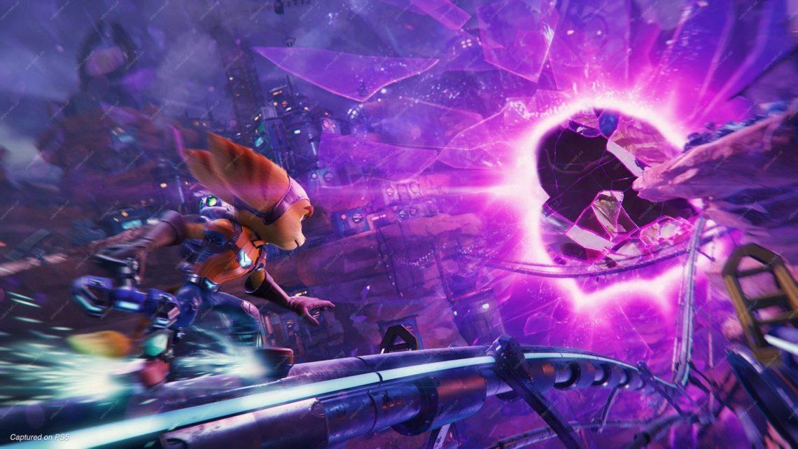 Nový trailer se zaměřuje na příběh Ratchet & Clank: Rift Apart