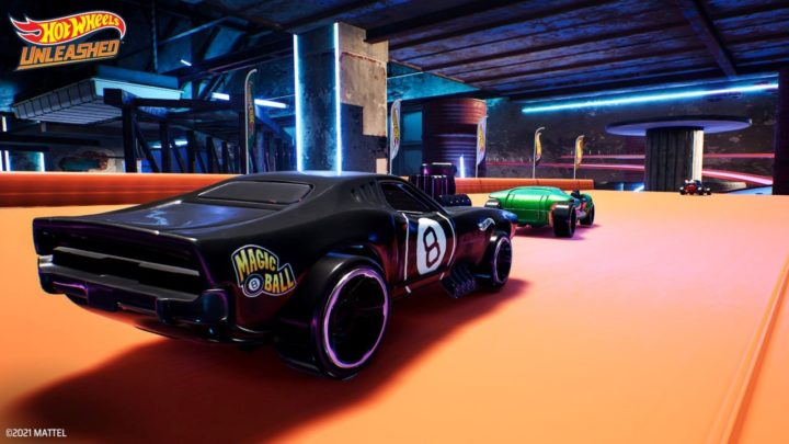 Hot Wheels: Unleashed v nových gameplay záběrech