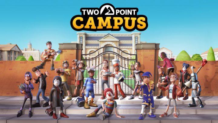 Two Point: Campus omylem odhalen v Microsoft Store